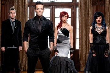 Skillet Rocked The Billboard 2014 Year End Charts