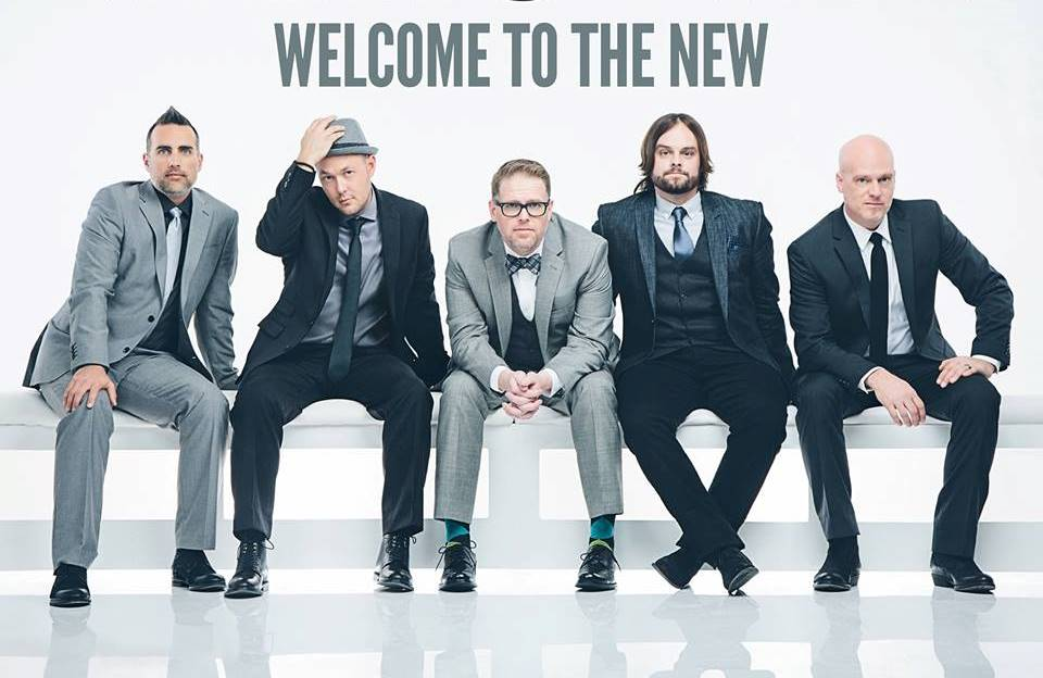Welcome To The New MercyMe's Welcome To The New Receives RIAA Gold Certification