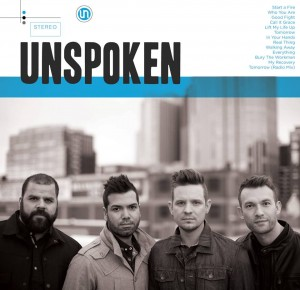 Unspoken - Unspoken Album Cover