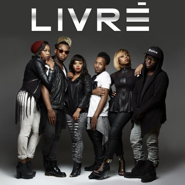 LIVRE' Unveil Cover Art For Debut Self-Titled Album ...