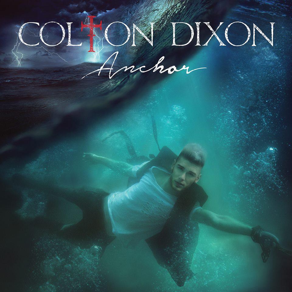 Colton Dixon - Anchor Album Artwork
