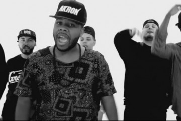 "Music video: Swoope ""#SameTeam Remix (feat. Jackie Hill, Taelor Gray, KB, JGivens, Alex Faith, and Kidd)"""
