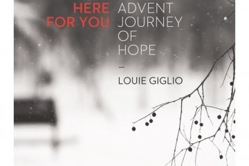 Let Louie Giglio's Waiting Here For You: An Advent Journey of Hope Book Guide You Through Advent