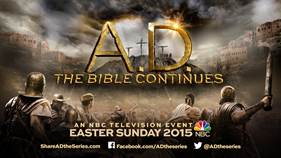 A.D. THE BIBLE CONTINUES NEWSBOYS Music Video of WE BELIEVE with Exclusive AD Footage
