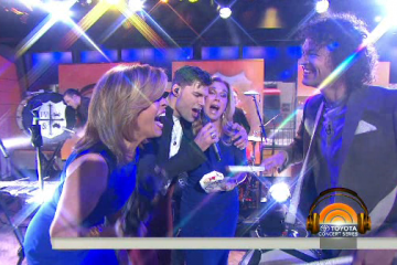 ICYMI: Watch for KING & COUNTRY Perform Fix My Eyes On The Today Show