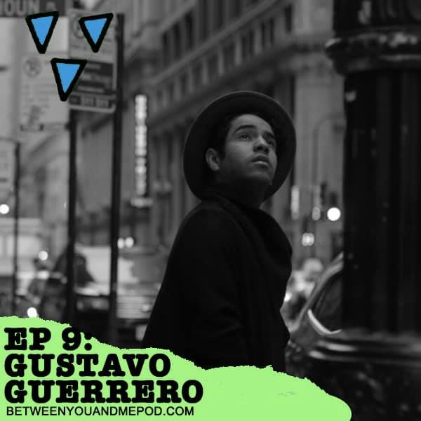 JesusWired Podcast - Ep.9 Gustavo Guerrero