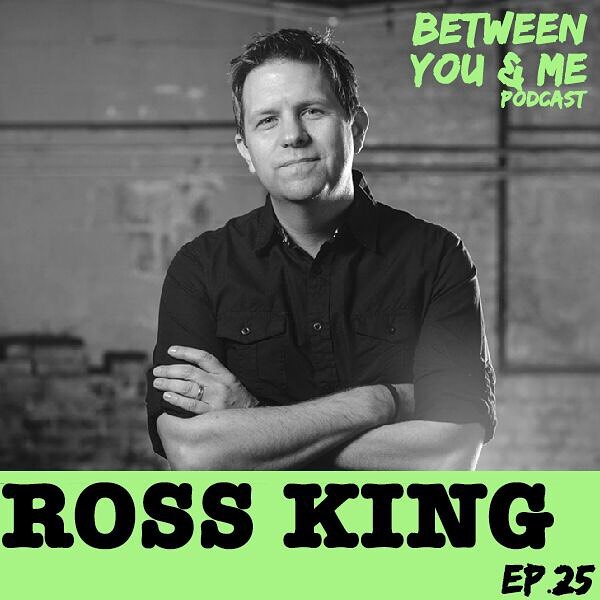 JesusWired Podcast S03E05 Ross King