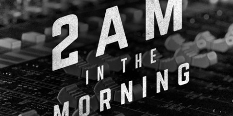 New Audio/Free Download: Derek Minor - 2AM In The Morning
