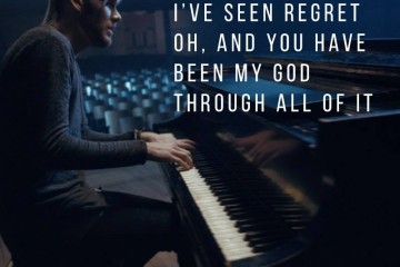 ICYMI: Colton Dixon Unveils Powerful Through All Of It Music Video