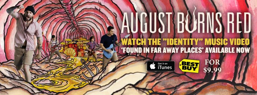 August Burns Red Release Identity Music Video