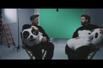 "Rend Collective + Pandas = Awesomeness. That equation also equals their brand new music video for ""You Will Never Run,"" the lead single off Rend Collective's brand new As Family We Go album out this Friday."