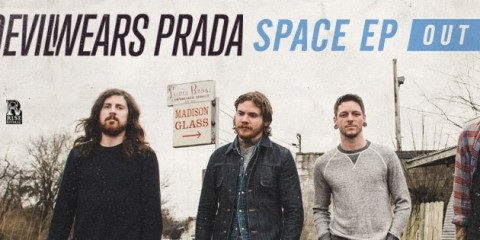 The Devil Wears Prada Release Alien Music Video