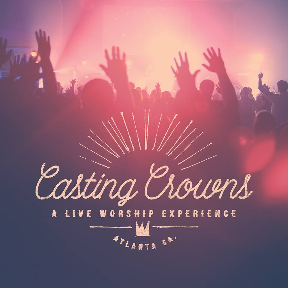 Live Video: Casting Crowns - Good Good Father; A Live Worship Experience Album Out 11/13 Video: Casting Crowns - Just Be Held (Live)