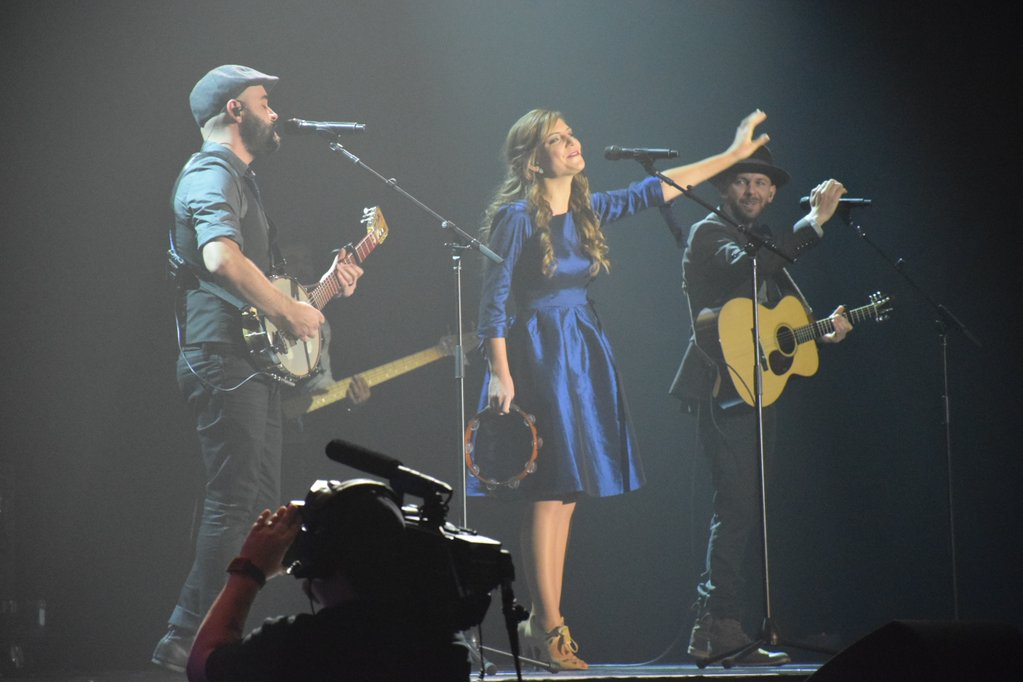 Video: Watch I Am They's Performance Of From The Day At The Dove Awards