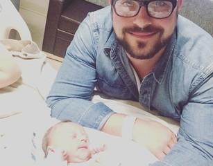 Stars Go Dim's Josh Roach Welcomes Baby Boy