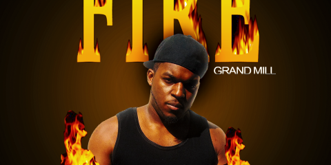 "DJ Grand Mill Releases New ""I'm On Fire"" Single And Music Video"