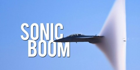 "Sean C. Johnson's ""Sonic Boom"" asks ""How fast will you flee temptation?"""