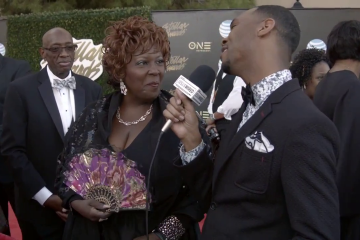 Stellar Awards 2016: Lady Tramaine Hawkins