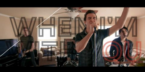 "Citizen Way Release ""When I'm With You"" Music Video"