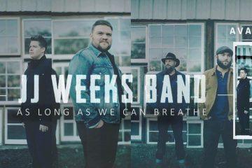 Lyric Video: JJ Weeks Band - Rooftops ft. Tedashii JJ Weeks Band - Alive In Me (Lyric Video)