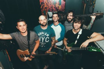 August Burns Red Releases Majoring In The Minors Live Video