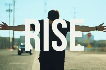 Danny Gokey Unveils Rise Lyric Video