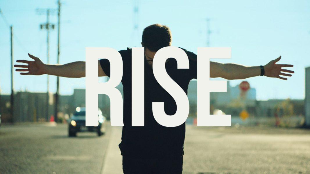 Danny Gokey Unveils Rise Lyric Video