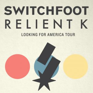 switchfoot relient k looking for america tour
