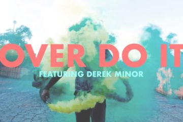 Canon Drops Over Do It Video featuring Derek Minor