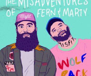 Misfits misadventures MISADVENTURES OF FERN & MARTY