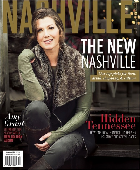 in describing tennessee christmas to billboard multi platinum selling singer songwriter amy grant called it a lovely blend of family and real life