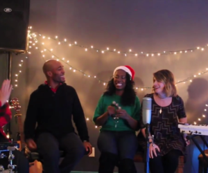 "City of Bright & SoGrande Release ""Angels"" Christmas Medley"