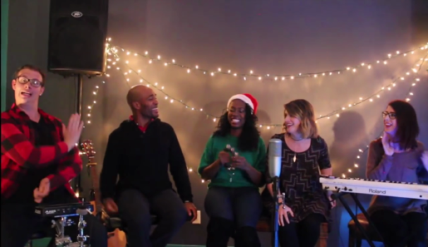 """City of Bright & SoGrande Release """"Angels"""" Christmas Medley"""