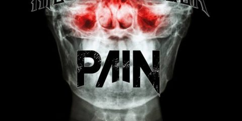 Pain the letter black