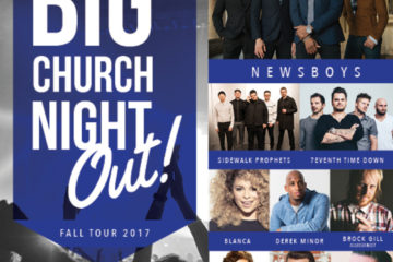 Premier Productions & Newsboys Announce All New BIG CHURCH NIGHT OUT TOUR This Fall