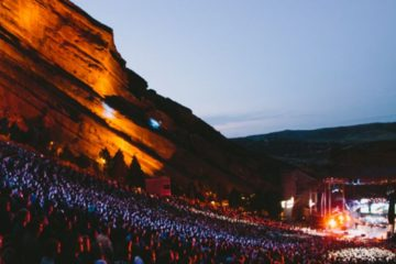 Red Rocks Chris Tomlin
