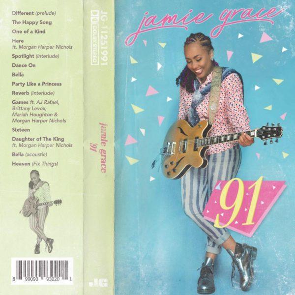 jamie grace '91 games