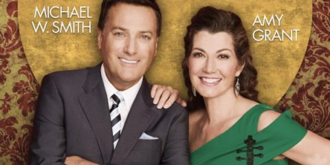 Amy Grant, Michael W. Smith Announce 2017 Christmas Tour featuring Jordan Smith