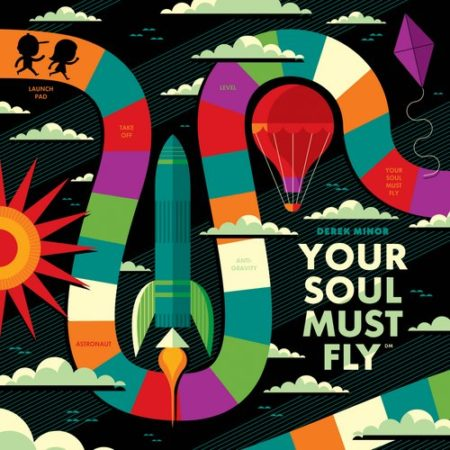 Derek Minor announces new Your Soul Must Fly EP