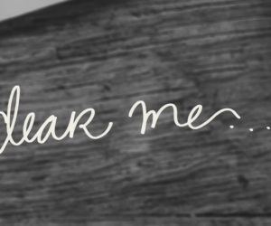 Lyric Video: Nichole Nordeman - Dear Me; New Album & Book Out Now