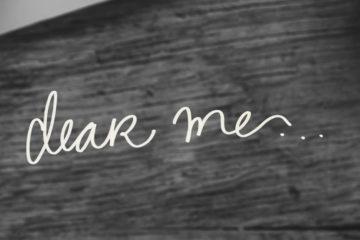 Lyric Video: Nichole Nordeman - Dear Me; New Album & Book Out Now