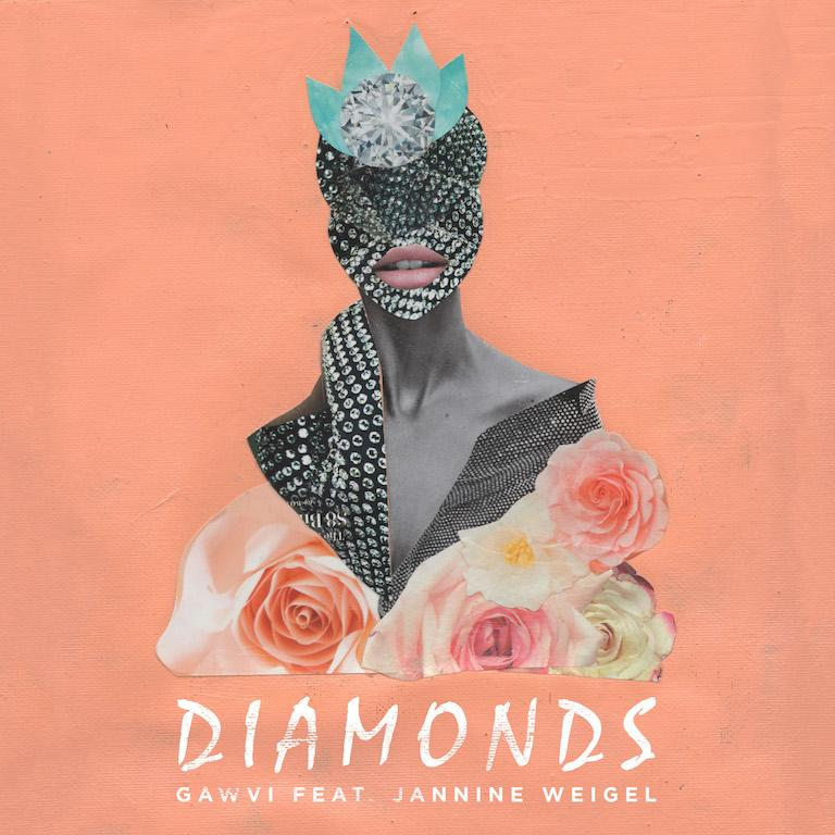 GAWVI Releases New Single Diamonds Ft. Thai-German Pop Singer Jannine Weigel