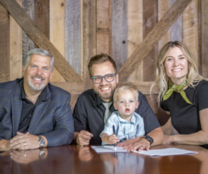 Josh Wilson Signs Artist & Publishing Deal With Black River Entertainment