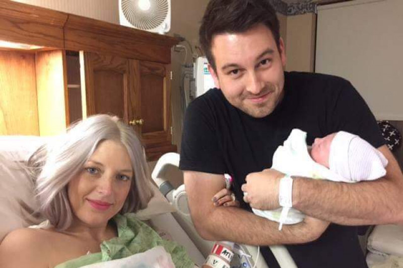 Josh Wilson's guitarist Nathan Johnson loses wife soon after giving birth; Campaign launched to support Nathan