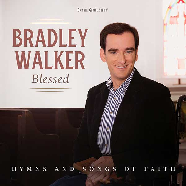 Alison Krauss, The Oak Ridge Boys, Ricky Skaggs and MORE featured on Bradley Walker's 'Blessed' Available Oct. 6
