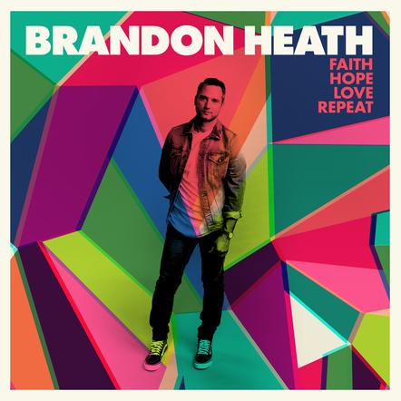 Emmy Winning, GRAMMY Nominated Brandon Heath Announces New Baby + New Album