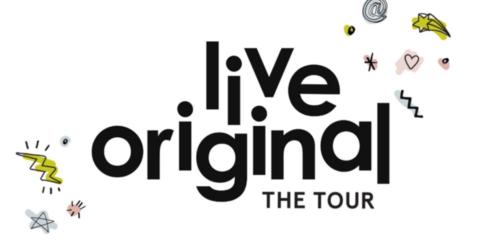 LIVE ORIGINAL TOUR