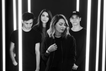 """The Young Escape The Young Escape Reveal Debut Single """"good life"""", Gears Up to Join Crowder on Fall Tour"""