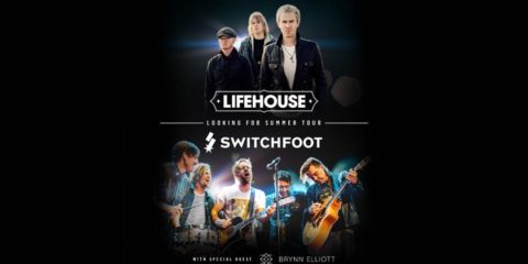 "LIFEHOUSE AND SWITCHFOOT UNITE ON FOR THE FIRST TIME ON ""LOOKING FOR SUMMER"" TOUR"
