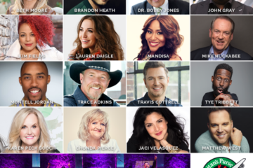 Presenters added to 48th Annual GMA Dove Awards